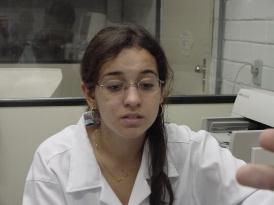 Lorenna - medalha de prata na 8a. Olimpiada Ibero-americana de Química - Mexico