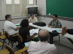 Coordenadores se reúnem em Fortaleza